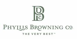 Phyllis Browning Company Logo