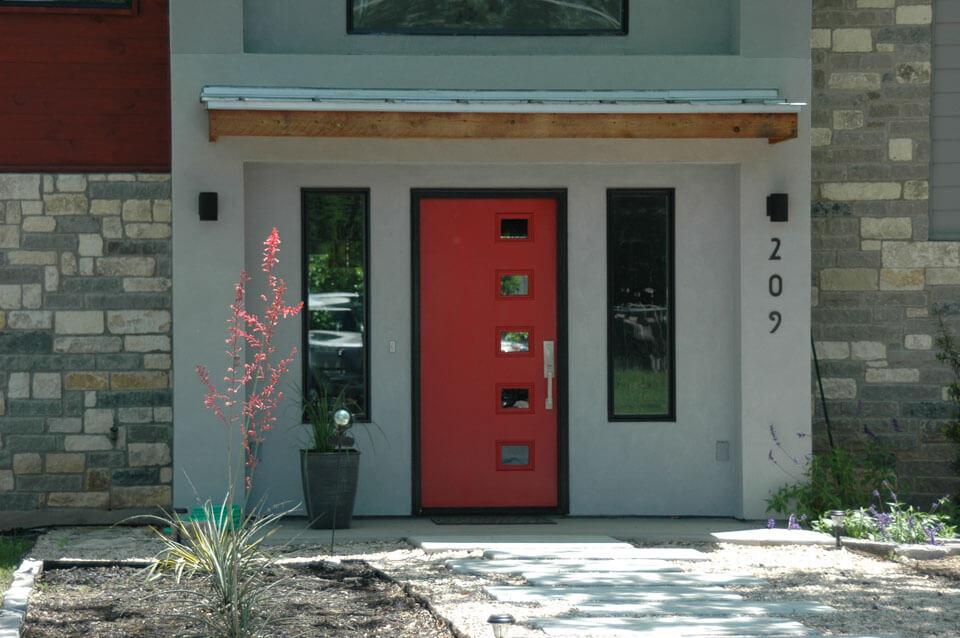 Contemporary Home N. Elk Fredericksburg,TX Frontdoor